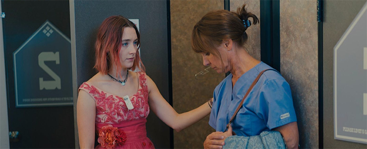 "New ""Lady Bird"" Images + Greta Gerwig talks about Saoirse"