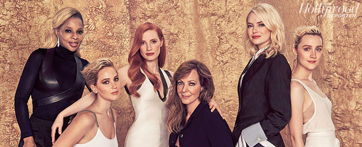 The Hollywood Reporter – Actress Roundtable
