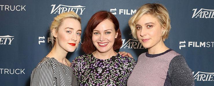 "(Photos) Variety Screening of ""Lady Bird"""