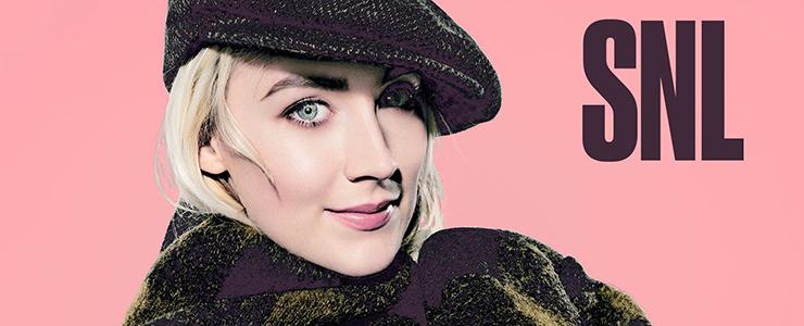 "Saoirse's ""Saturday Night Live"" Photoshoot"