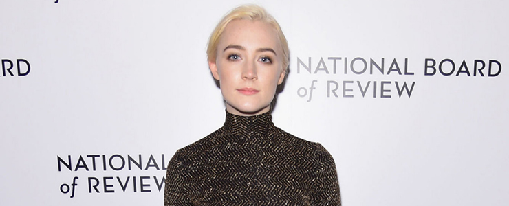 Saoirse attends National Board Review Awards Gala