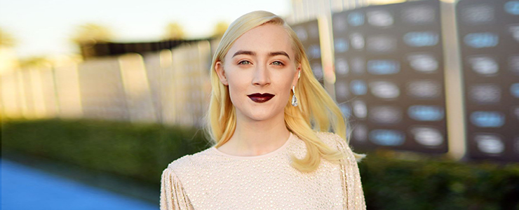 Saoirse attends the Critics' Choice Awards