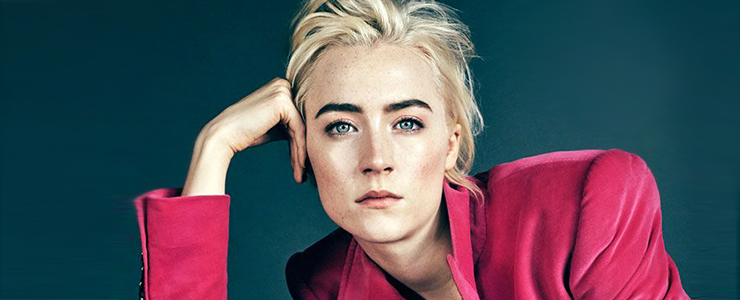 "Saoirse talks to Entertainment Weekly about ""Lady Bird"""