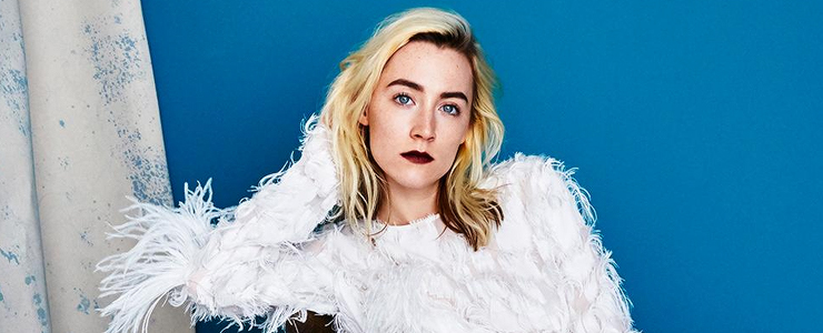 Saoirse talks to The Sunday Times Style