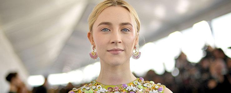 Saoirse attends the Film Independent Spirit Awards