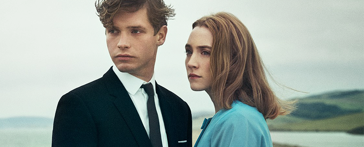 "(Photo) ""On Chesil Beach"" featured in Vanity Fair"