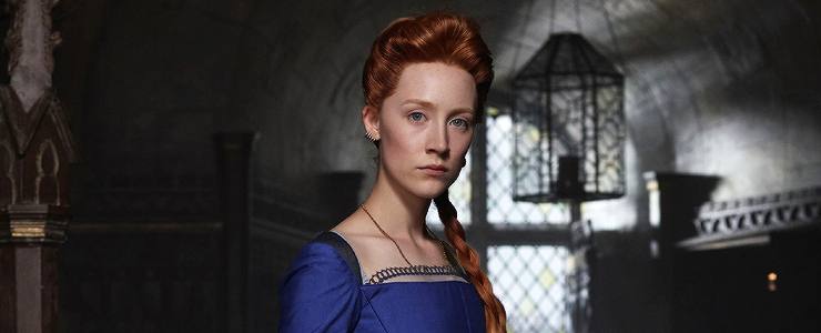 First trailer for 'Mary Queen of Scots'