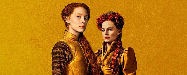 """Mary, Queen of Scots"" Poster + Promotional"