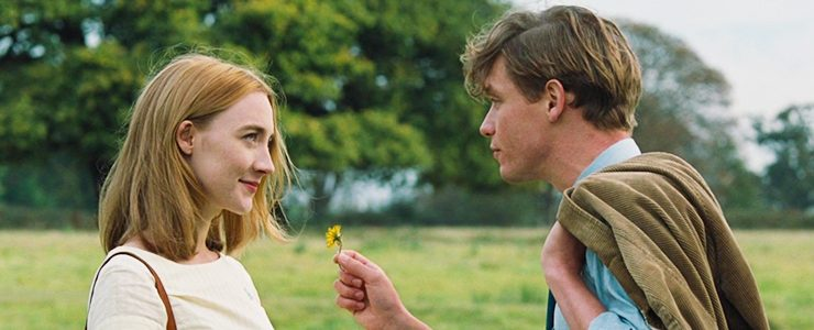"Gallery Update: ""On Chesil Beach"" Screen Captures"