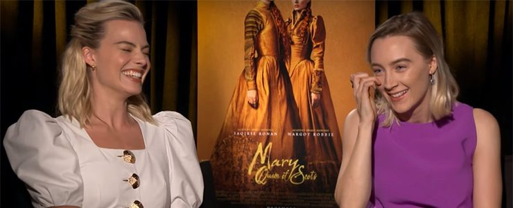 "(Videos) ""Mary Queen of Scots"" Interviews"