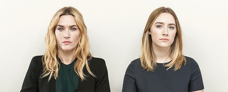 "Saoirse & Kate Winslet to star in ""Ammonite"""