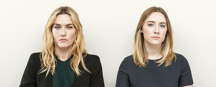 """Saoirse & Kate Winslet to star in """"Ammonite"""""""