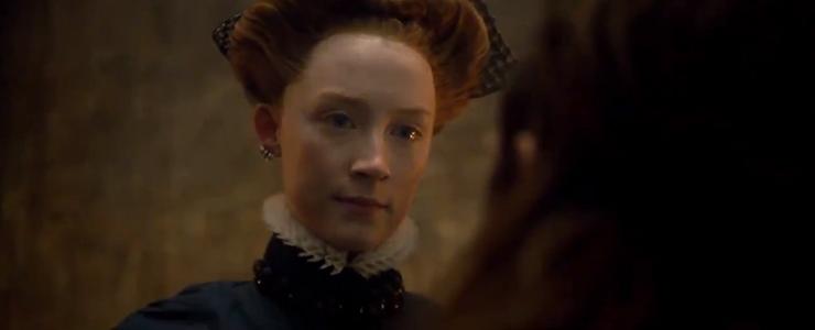 "(Video) ""Mary Queen of Scots"" Scene"
