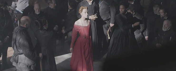 """Mary Queen of Scots"" Making Of Screen Captures"