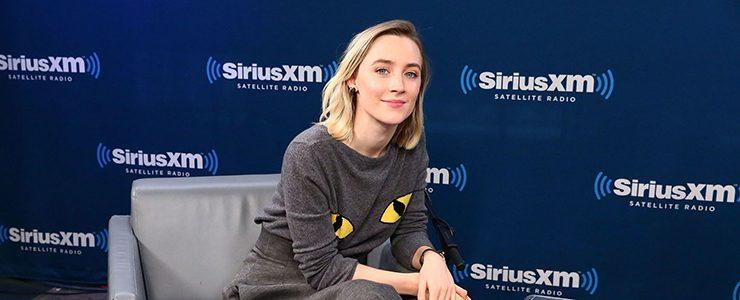(Photos) Saoirse visits SiriusXM
