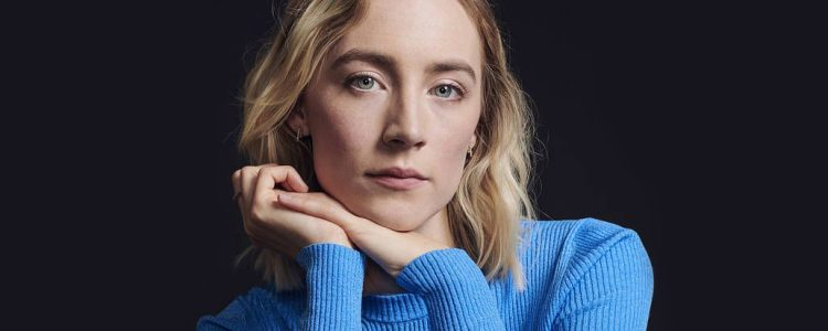 Saoirse talks to The Wall Street Journal