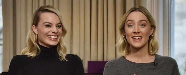 Saoirse & Margot Robbie talk to Andrew Marr
