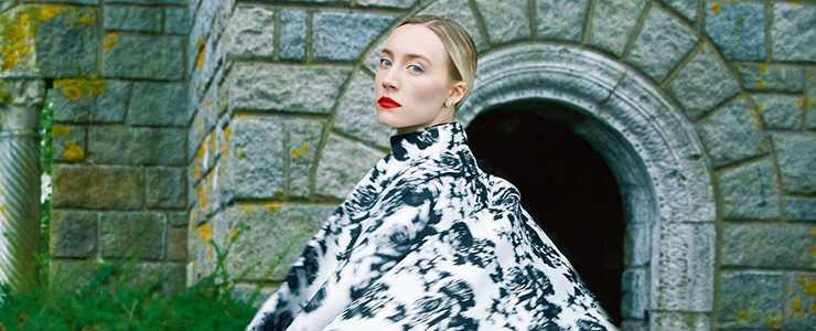 Saoirse covers Harper's Bazaar UK