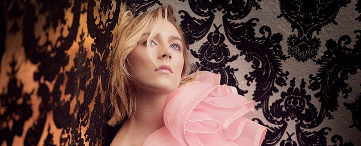 Saoirse covers Vanity Fair's Hollywood Issue