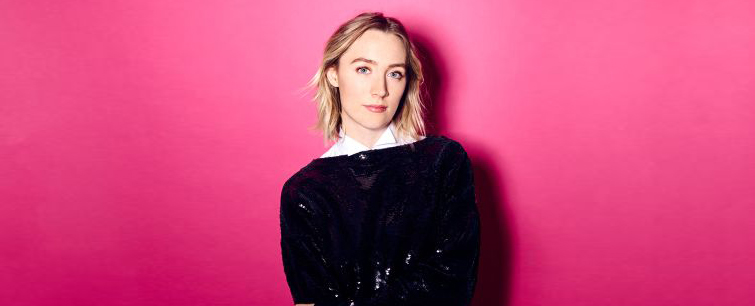 (Photos) Saoirse poses for FOCUS Magazine